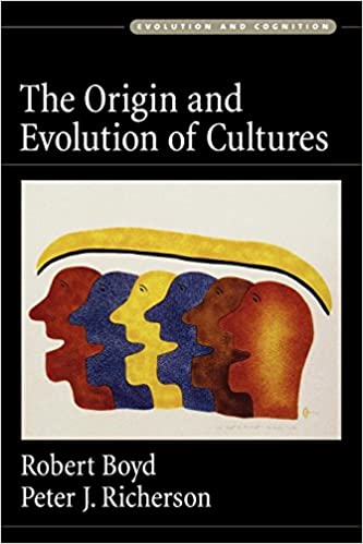 Origin and Evolution of Cultures
