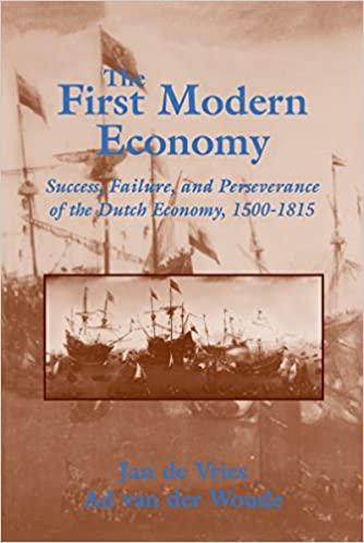 First Modern Economy