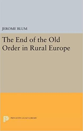 End of the Old Order in Rural Europe